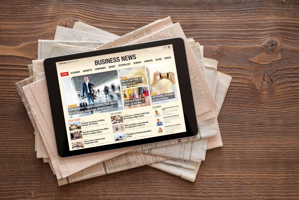 Magazine journaux presse perles et equilibre